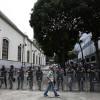 Desalojan parlamento de Venezuela por amenaza de bomba