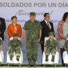 Reforzarán militares a la Guardia Nacional