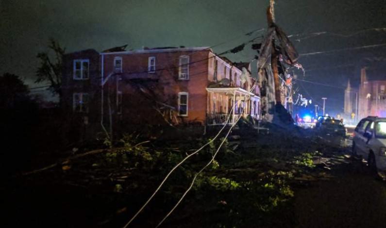 Tornado en Missouri deja tres muertos y docenas de lesionados