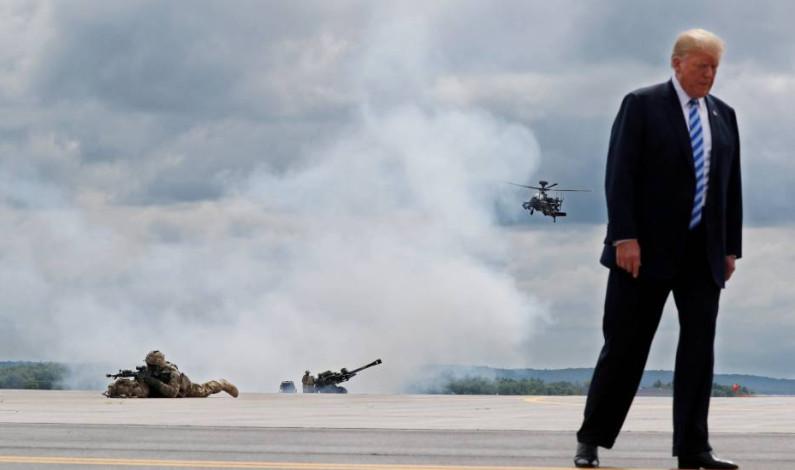 Aprobó Trump ataque contra Irán pero lo canceló: NYT