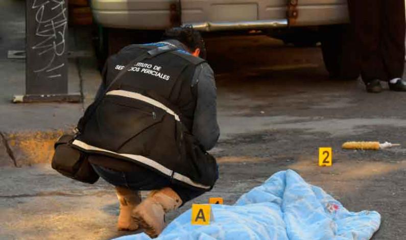 Balacera afuera de una primaria en Neza deja un muerto y un niño herido