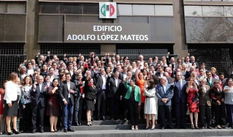 Hipoteca PRI sede de CNOP para financiar elecciones