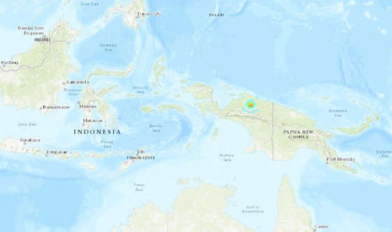 Sismo de 7.3 en Indonesia se siente hasta Australia