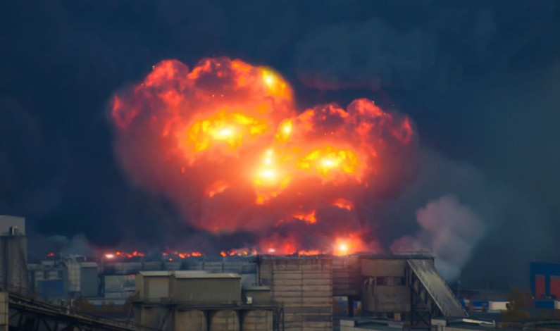 Explosión de arsenal deja dos muertos y 15 heridos en Kazajistán