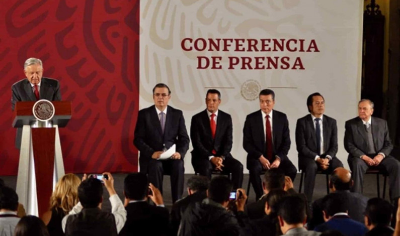 Gobernadores del sur del país respaldan plan migratorio del gobierno federal