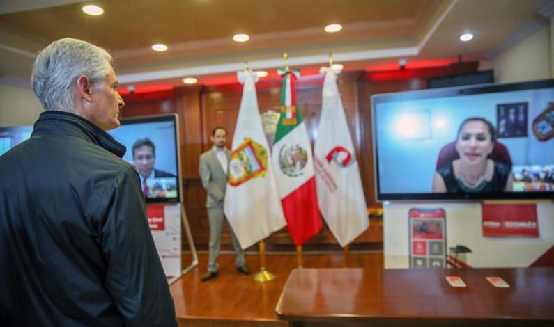 Modernizan sistema judicial mexiquense