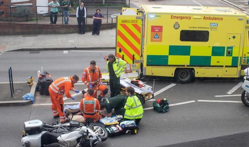 Choque de convoy de duques Cambridge deja una mujer herida
