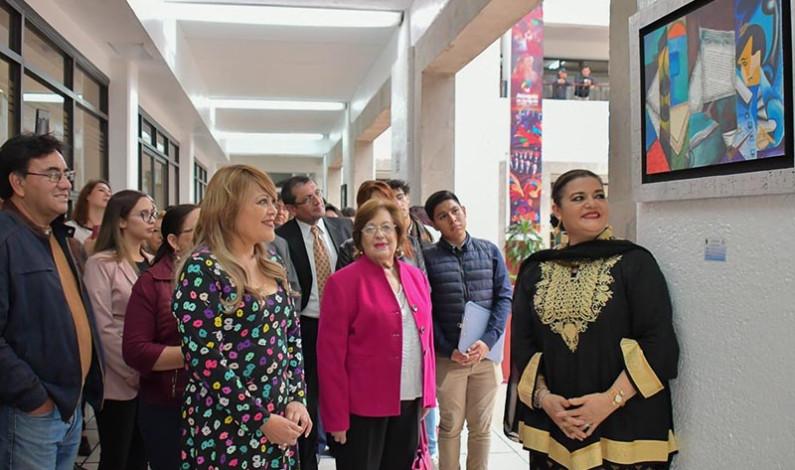Convierten edificio del ayuntamiento de Atizapán de Zaragoza en una gran galería