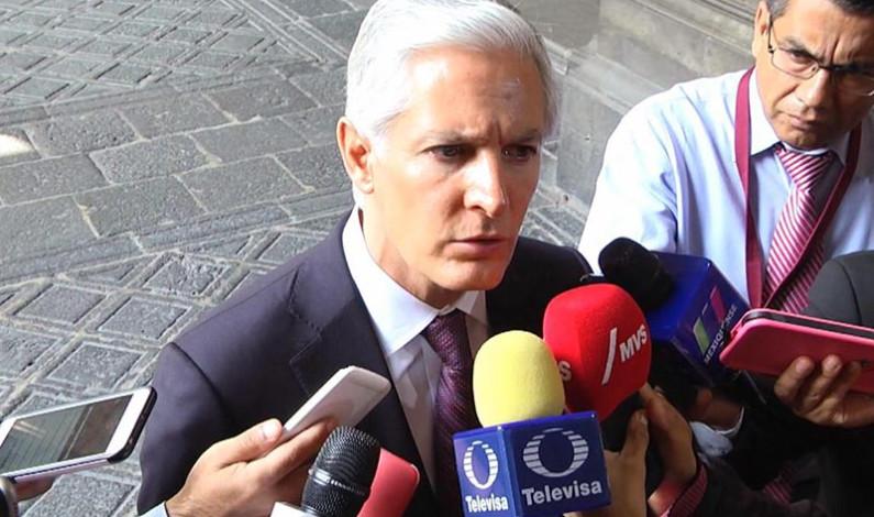 Continuará construcción del Tren Interurbano México-Toluca
