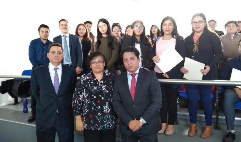 Reconocen participación de estudiantes en lucha contra violencia y delincuencia