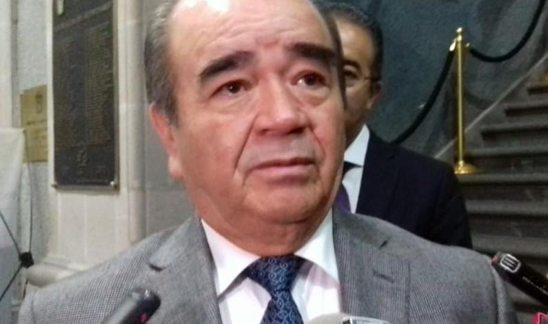 La agenda legislativa la hacen los diputados, aclara Maurilio Hernández