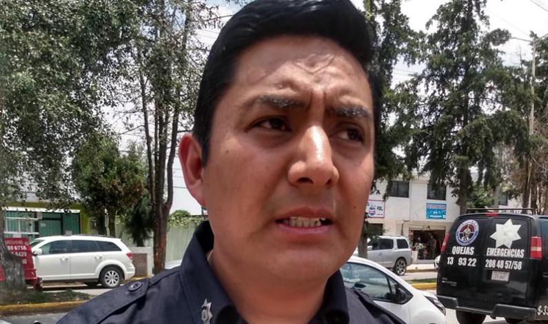 Aclara Metepec que delitos de alto impacto, como homicidio doloso, van a la baja