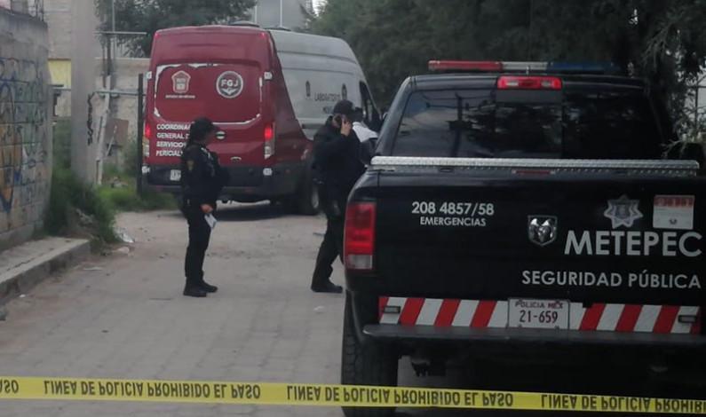 Dos muertos más en Metepec; maniatados, cabeza cubierta y embolsados