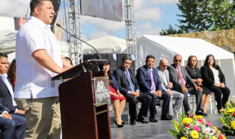 Cumplió Nicolás Romero 199 años como municipio