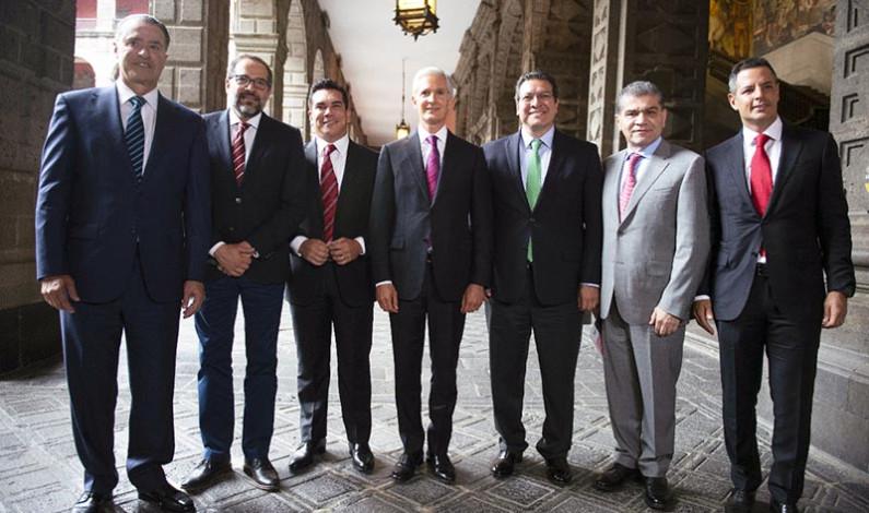 Todo el apoyo a López Obrador