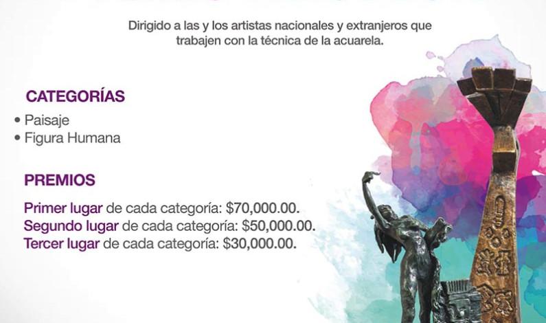 Invitan a participar en el Premio Tláloc 2019