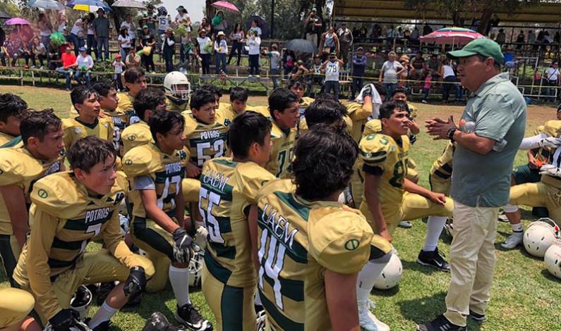 Ganan Potros Salvajes 5-1 serie de preparación ante Frailes del Tepeyac
