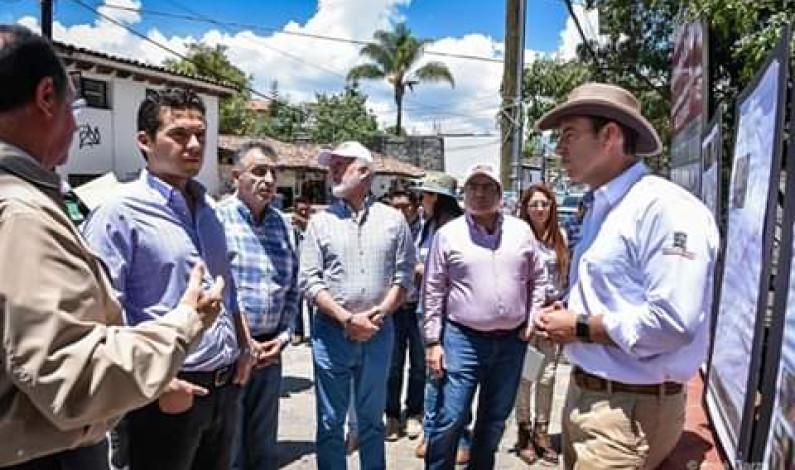 Anuncian mejora integral para Valle de Bravo