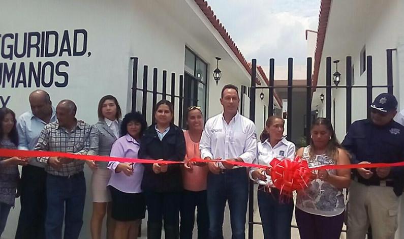 Cuenta Valle de Bravo con Centro de Seguridad, Justicia y Derechos Humanos
