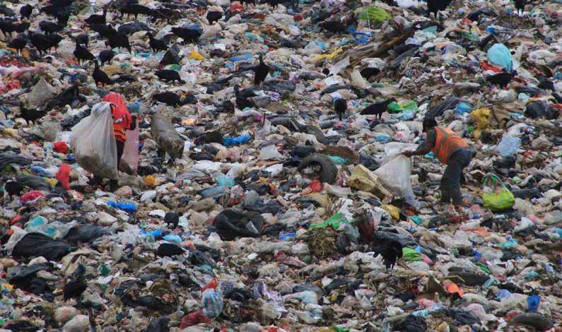 Genera Edomex 23 mil toneladas diarias de basura