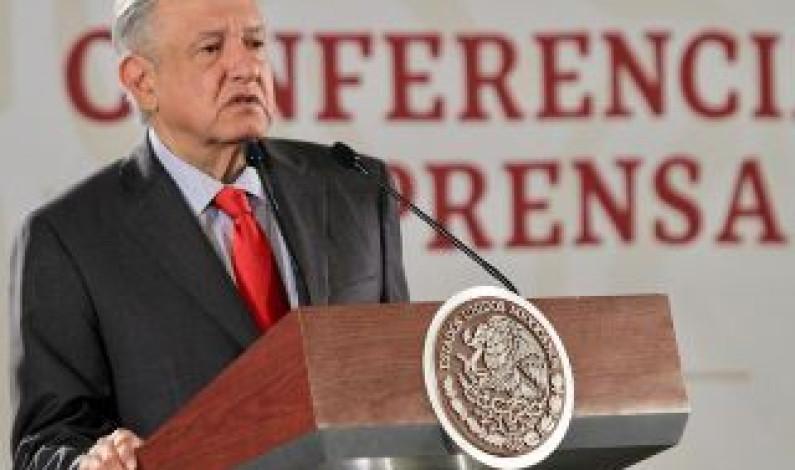 """Asegura AMLO que no """"hará nada para quedar bien"""" con gobiernos extranjeros"""