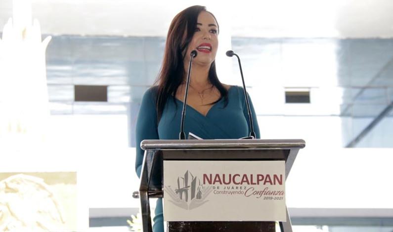Ofrece Paty Durán no fallar a Naucalpan