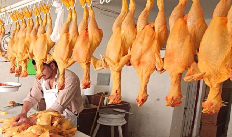 Sube precio de carne de pollo 40%