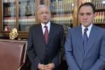 Designa AMLO a Arturo Herrera Gutiérrez como secretario de Hacienda