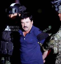 Condenan a cadena perpetua a El Chapo Guzmán