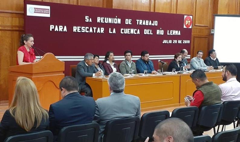 Urge incluir el saneamiento del río Lerma en la Agenda Metropolitana