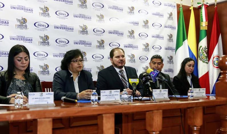 Será sede de Congreso Internacional Jurídico la Universidad ISIMA
