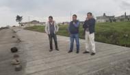 Mejora Almoloya de Juárez sus caminos de interconexión