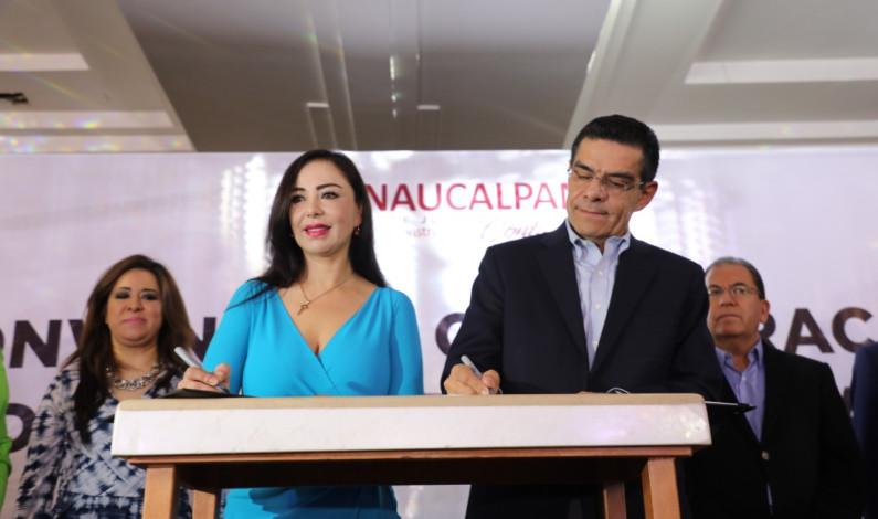Reduce Naucalpan trámites para detonar mayor inversión