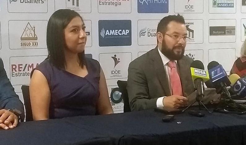 Deja Sauza Martínez COPARMEX para buscar presidencia de CONCAEM