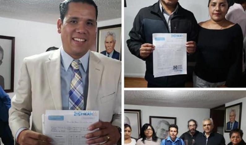 Tres aspirantes para la presidencia del Comité Municipal del PAN en Toluca