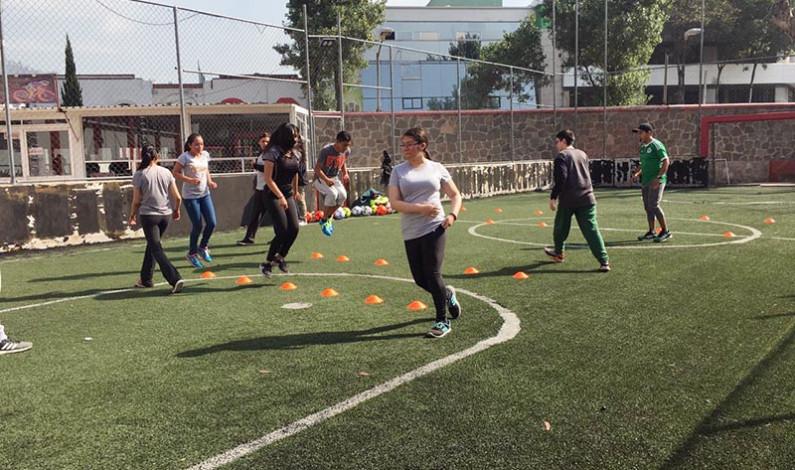 Inició curso de verano el Deportivo Agustín Millán