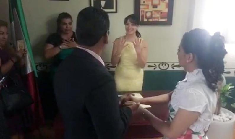 Ofrecerán enlaces matrimoniales en Lengua de Señas para sordos