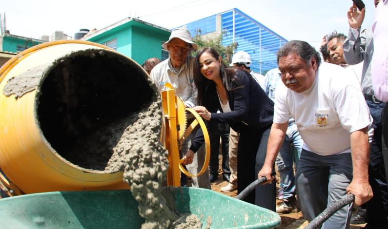 Arranca Naucalpan 29 obras de mejoramiento en vialidades