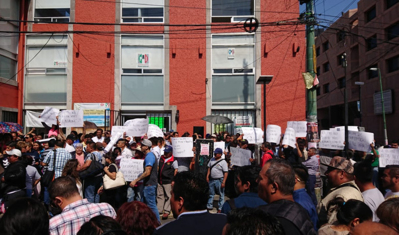 Rechazan priistas el regreso de David Sánchez Guevara