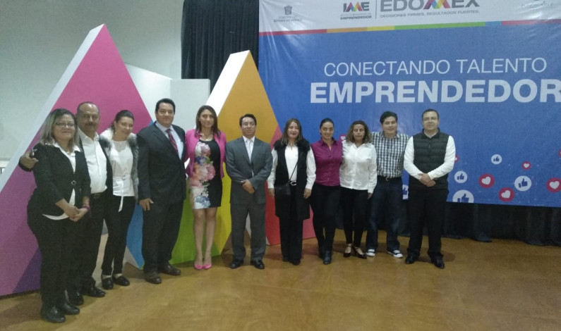 Vincula Naucalpan a jóvenes emprendedores