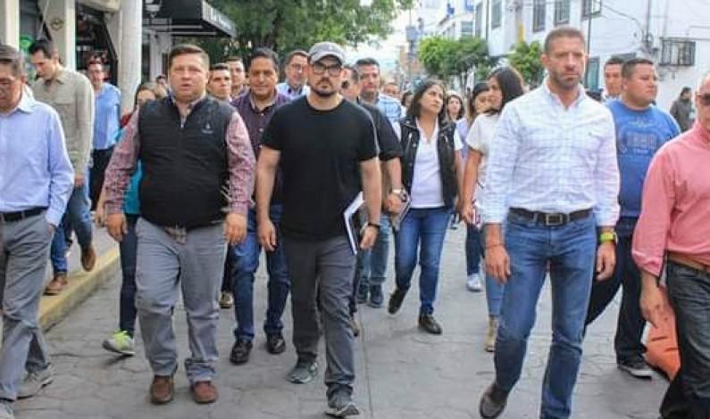 Recupera Nicolás Romero espacios públicos con programa Mi México Late