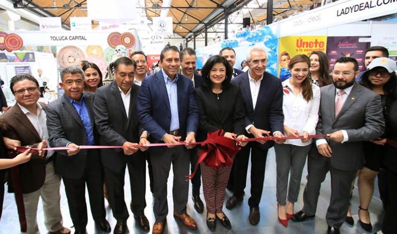 Inauguran en Toluca Expo Venta de la Tecnología 2019