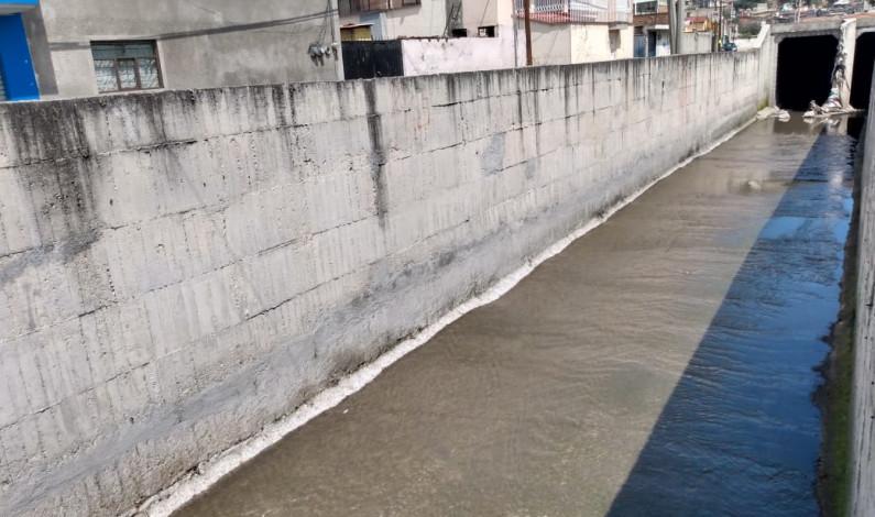 Preocupa cauce del río Verdiguel; hay 22 puntos de riesgo