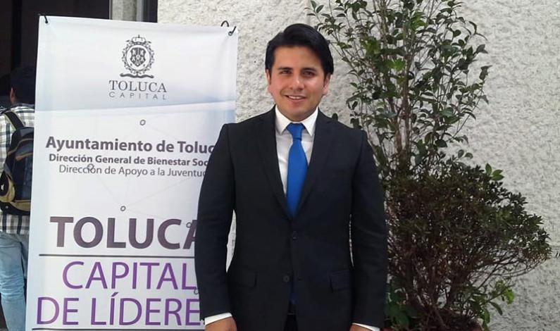 Impulsa Toluca a sus jóvenes para convertirse en líderes