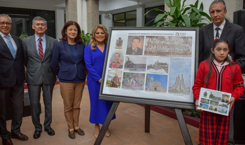 Presenta Atizapán de Zaragoza monografía municipal