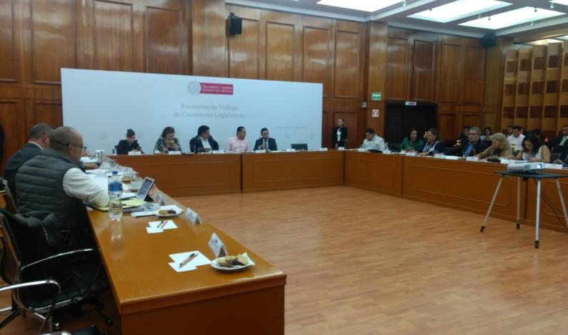 Analizan diputados autorizar al Ejecutivo solicitar crédito hasta por mil 900 mdp