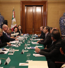 Estrecha México trabajo conjunto con Finlandia en materia educativa