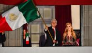 Encabezó el gobernador Alfredo del Mazo la ceremonia del Grito de Independencia