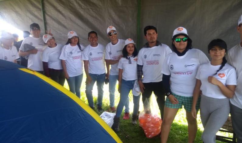 Incorpora ayuntamiento de Metepec a 167 jóvenes