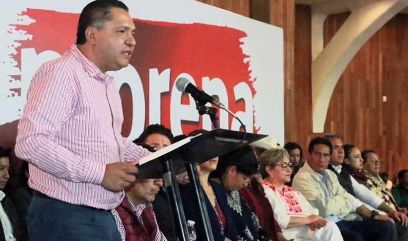 Va Morena por la gubernatura del Estado de México